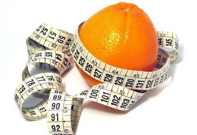 Апельсинова дієта-худнемо з «рудим» цитрусом