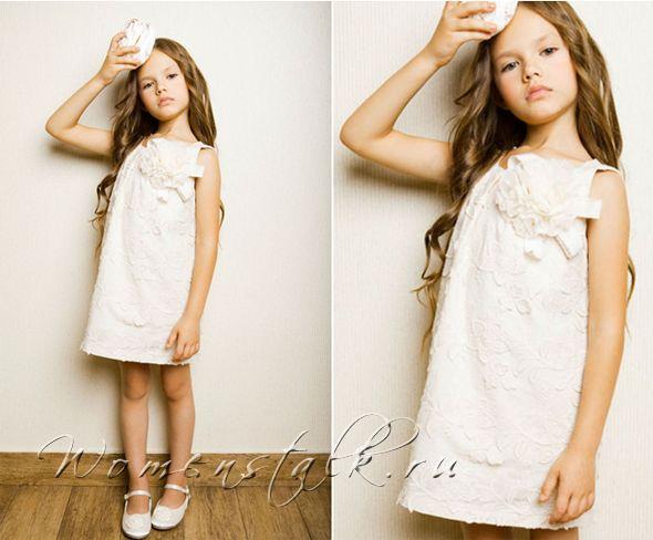 Дитяче плаття на випускний - зшити самим частина 1. Майстер-клас для початківців.