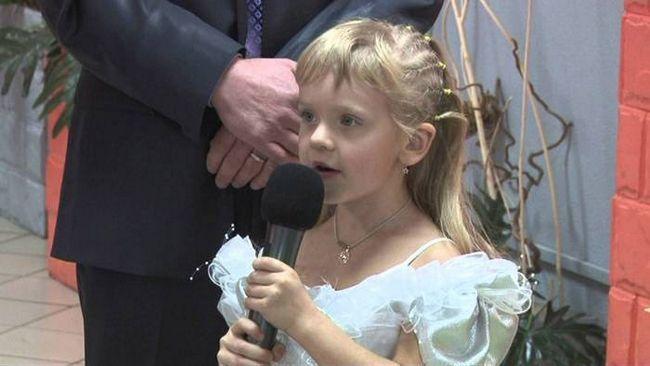 Дитячі поздоровлення молодятам на весілля