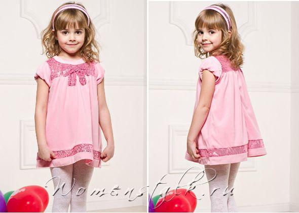 Дитяче плаття на випускний - зшити швидко і просто. Частина 3.