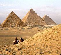 Стародавній єгипет - сила ароматів.