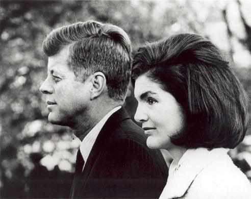 Джон і жаклін кеннеді: любов як комета