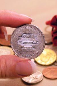 Ворожіння на монетах про майбутній шляху