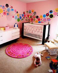 Інтер`єр дитячої кімнати невеликого розміру