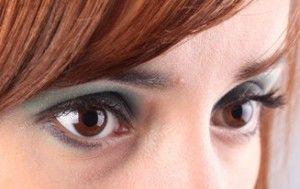 Як позбутися від темних кіл під очима.