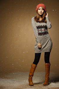 Модна зимовий одяг