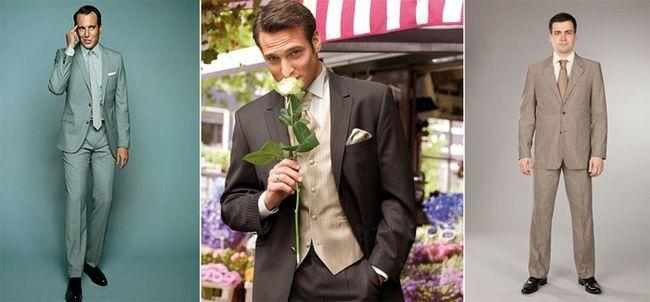 Як стильно одягнутися на весілля чоловікові влітку