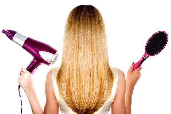 Як укласти стрижку на прямому волоссі, прості поради