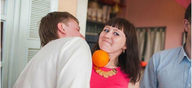 Конкурс апельсин
