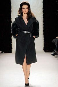 Модні пальто 2011