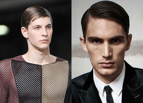 Чоловічі стрижки і зачіски 2012