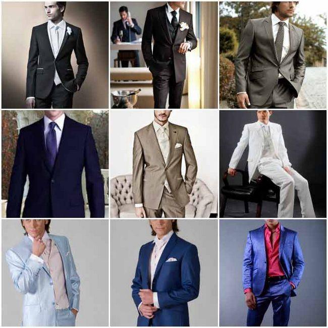 Чоловічі весільні костюми фото