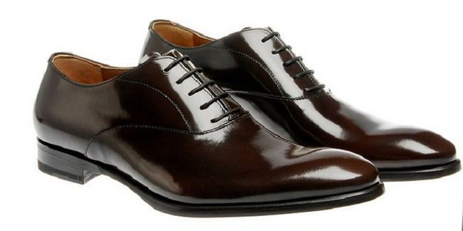 Чоловічі туфлі на весілля