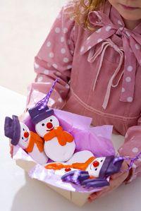 Новорічне печиво в кольорової глазурі. Як приготувати