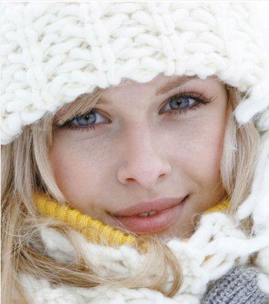 Особливості зимового макіяжу