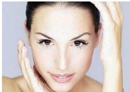 засоби для відбілювання шкіри - косметичний лід
