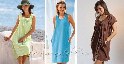 Пляжні сукні - багато ідей на будь-який смак
