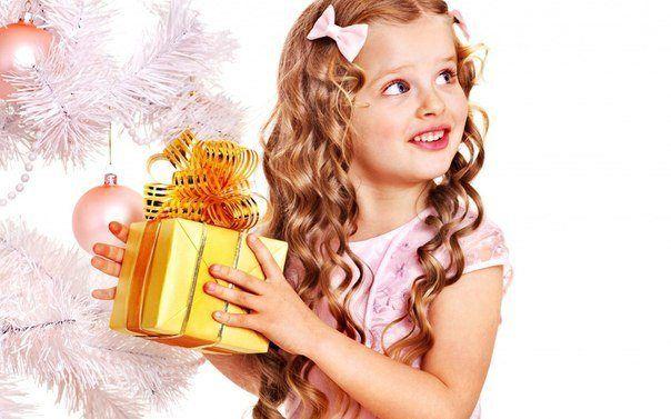 Зачіски для дівчаток на новий рік 2015