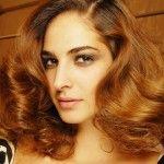 Зачіски для кучерявого волосся (40)
