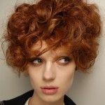 Зачіски для кучерявого волосся (7)