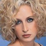 Зачіски для кучерявого волосся (48)