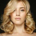 Зачіски для кучерявого волосся (41)