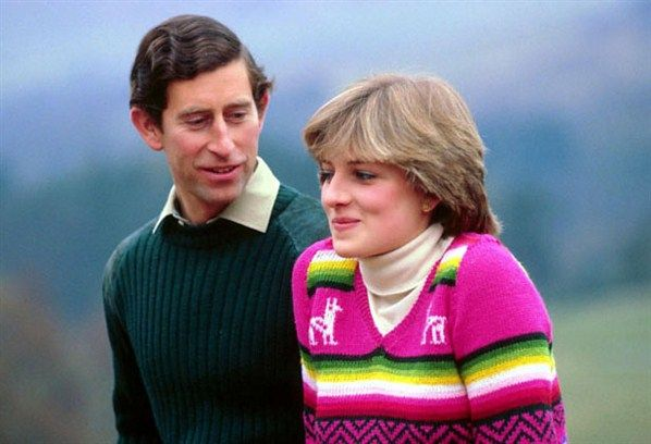 Принц чарльз і принцеса діана: приречена любов