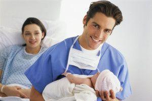 Сімейні стосунки після народження дитини