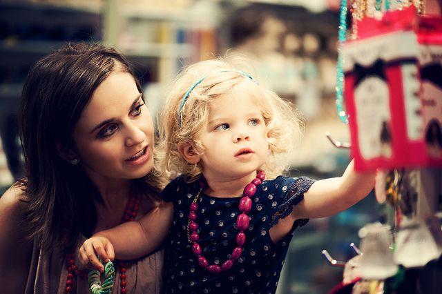 Шопінг з дітьми - задоволення чи ні?