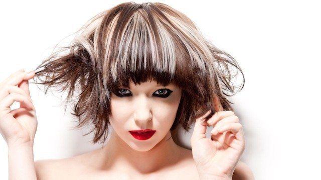 Стрижка капріз- для любительок рваних зачісок