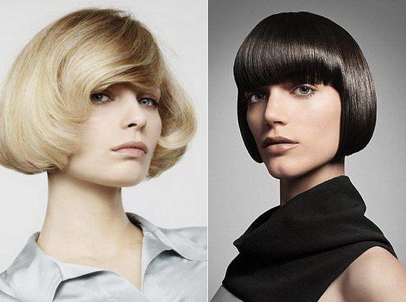 блондинка і брюнетка