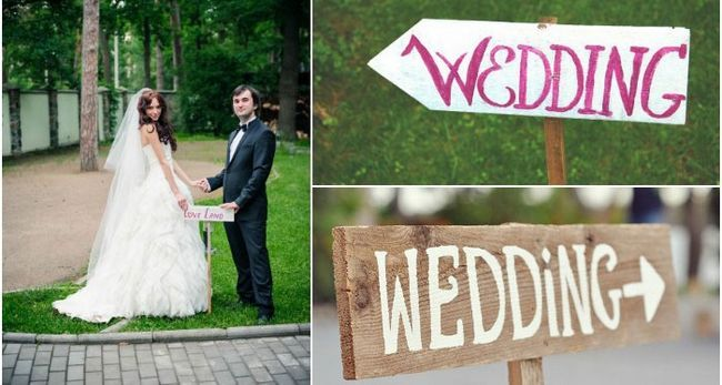 Деталі американської весільного торжества