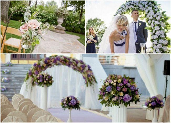 Квіти на американському одруження