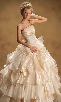 Весільна мода 2011