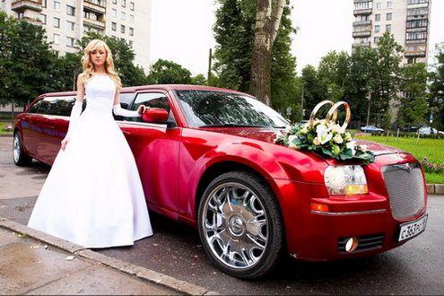 Весільні машини. 25 фото