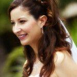 Весільні зачіски з розпущеним волоссям (83)