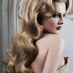 Весільні зачіски з розпущеним волоссям (66)