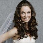 Весільні зачіски з розпущеним волоссям (15)