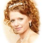 Весільні зачіски з розпущеним волоссям (23)