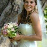 Весільні зачіски з розпущеним волоссям (24)
