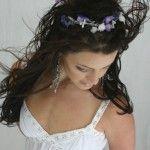 Весільні зачіски з розпущеним волоссям (47)