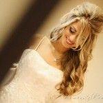 Весільні зачіски з розпущеним волоссям (70)
