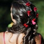 Весільні зачіски з розпущеним волоссям (52)