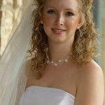 Весільні зачіски з розпущеним волоссям (57)
