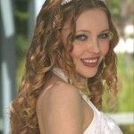 Весільні зачіски з розпущеним волоссям (5)