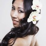 Весільні зачіски з розпущеним волоссям (25)