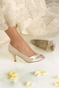 Весільні туфлі. 110 фото