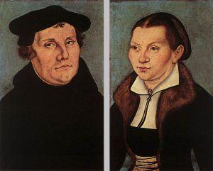 Великий реформатор мартин лютер і його сувора дружина