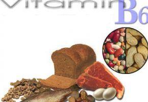 Дія вітаміну B6