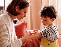 ефірні масла при опіку у дитини